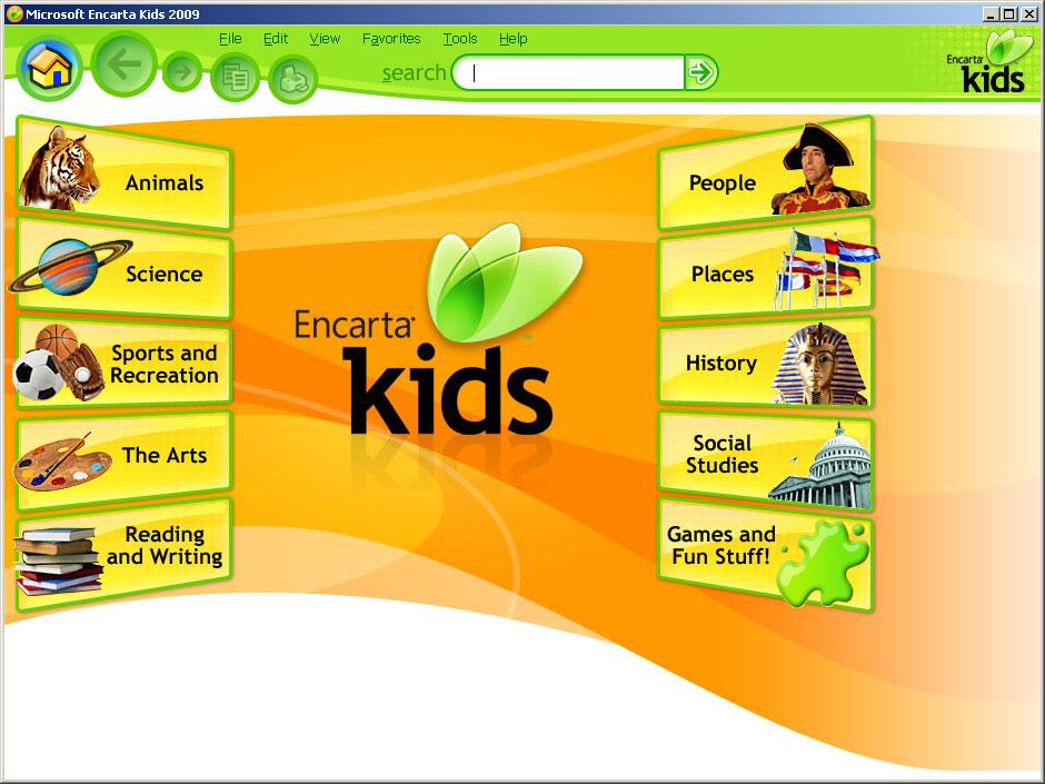 Buy Oem Microsoft Encarta Premium 2009